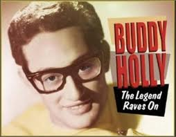 Buddy Holly Eyeglasses