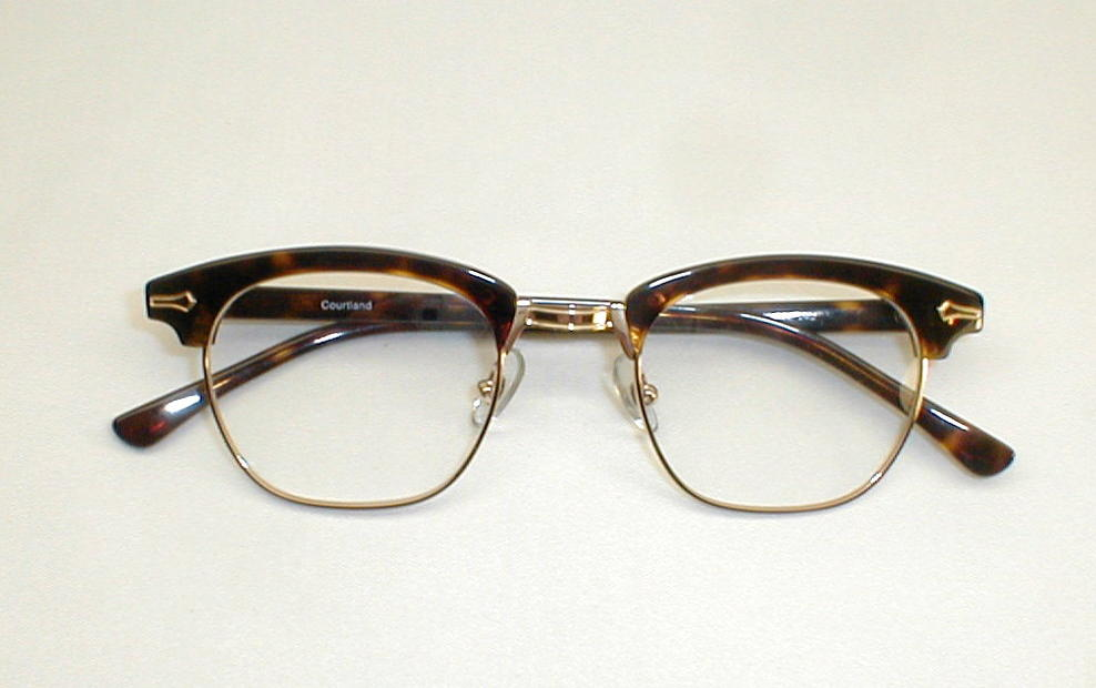 Vintage 50s Eyeglass Frames Mens : Gallery For > Vintage Mens Glasses