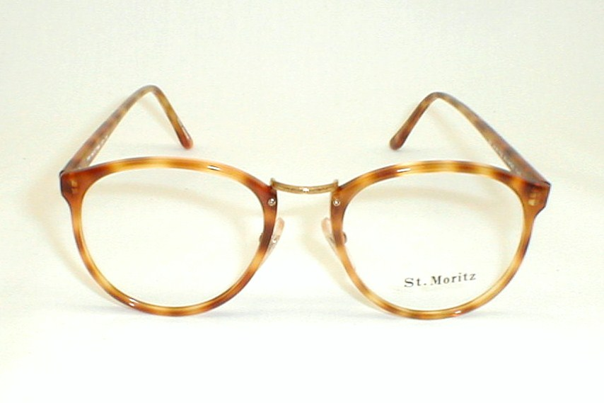 Glasses Frames For Blondes : Vintage Eyeglasses Mens Eye Glasses, Large 80s Prep