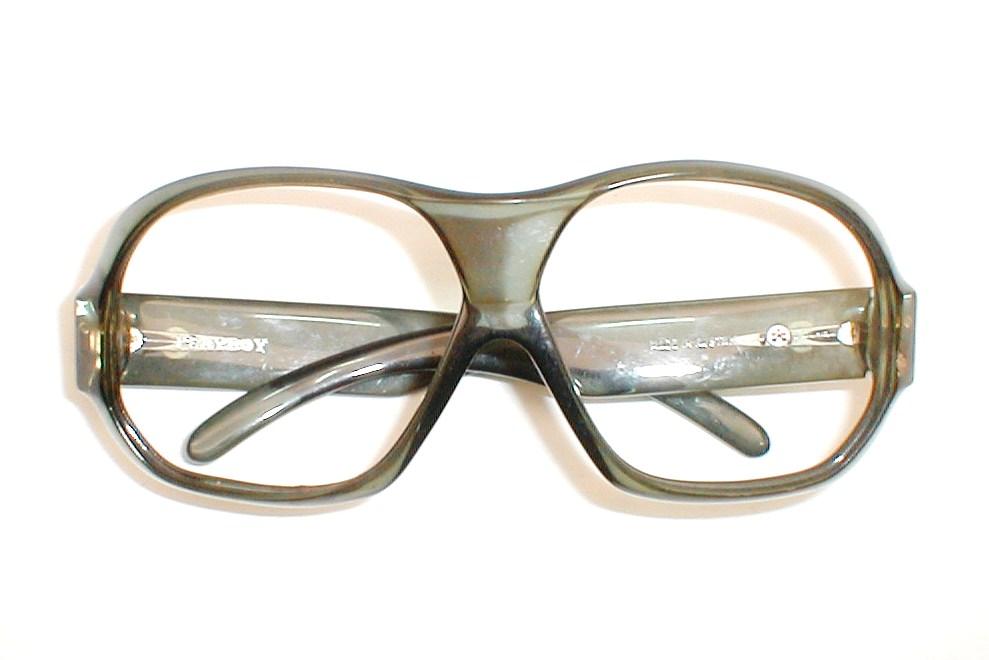 Womens Vintage Oversized Christian Dior Eyeglasses Frames