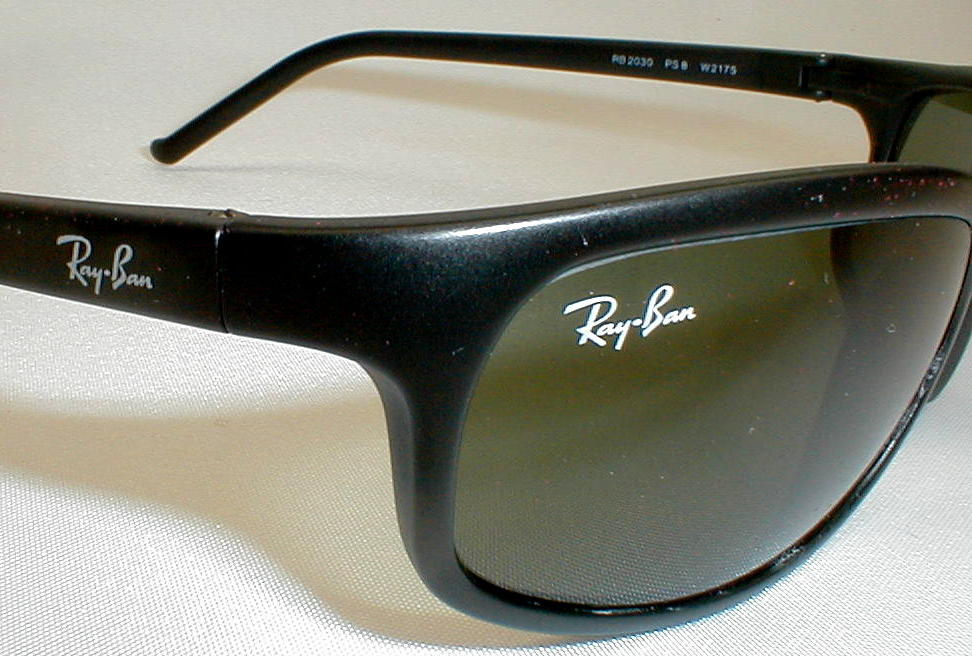 ray ban predator replacement arm