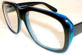 Harry Caray Eey Glass Frames