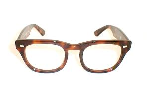 Tortoise Optical Eye Glasses for Men, Shuron, Ray-Ban Wayfarer